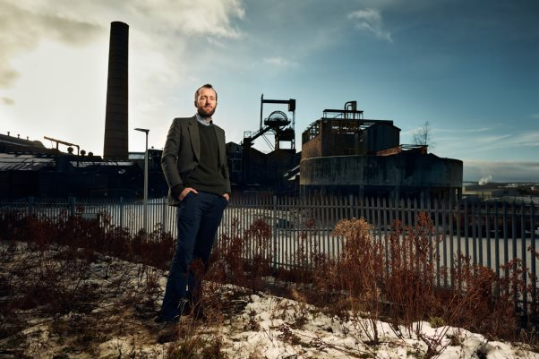 Disused Mine Shafts To Become Green Energy Stores Of The