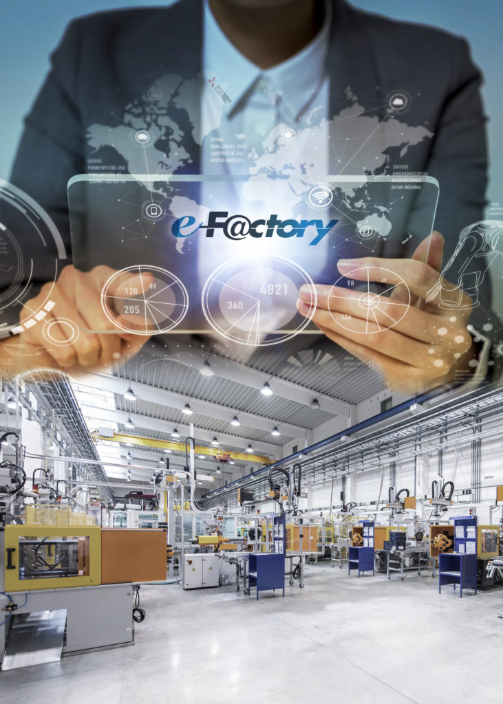 Arriving now … the factories of the future