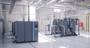 Oil-free VSD compressor offers up to 10% more output, 15% lower energy consumption