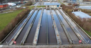 Wastewater treatment: Using permanent magnet synchronous motors