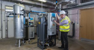 Compressor cuts energy consumption by 76% and service costs by 30% for seafood processor
