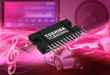Power amplifier for automotive audio systems