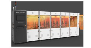 Hannover Messe 2018: 3D Systems showcases additive manufacturing