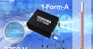 Medium voltage photorelay for industrial applications