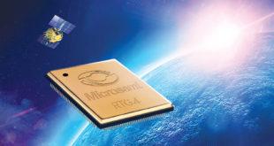 Microsemi achieves QML Class Q Qualification for its RTG4 high-speed radiation-tolerant FPGAs