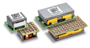 BGA packaging option for digital point-of-load DC/DC converters