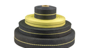 Safety webbing and tapes