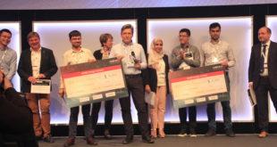 Global MEMS design contest winners announced