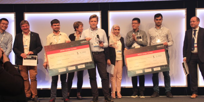 Global MEMS design contest winners announced