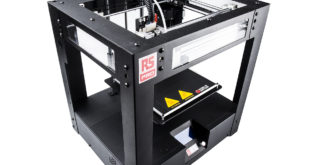 3D printer targets diverse applications including rapid prototyping and education