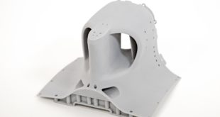 Stereolithography 3D printers join Alfa Romeo Sauber F1 Team