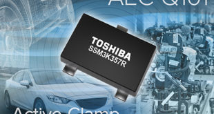 Active-clamp MOSFET series for relay drivers