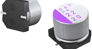 Polymer capacitors offer improved performance over MLCC types