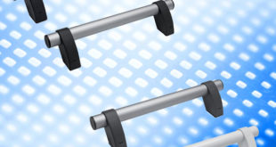 Profile compatible handles for industrial aluminium frames