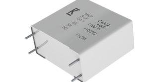 Power film capacitors meet AEC-Q200