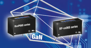 Converters for fast-switching GaN drivers