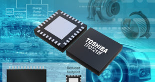 Compact power MOSFET gate driver intelligent power device