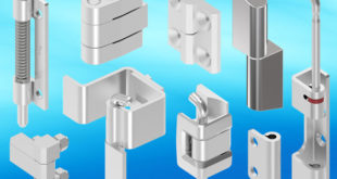 Stainless steel hinges for specialist enclosures