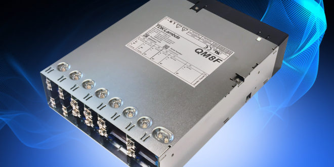 Isolation modular power supplies offer up to 18 outputs