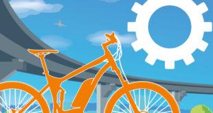 3D printed triboplastics replace metallic parts in electric bike