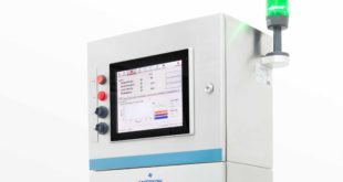 Laser leak detection tests the seal and integrity of bottles or packages
