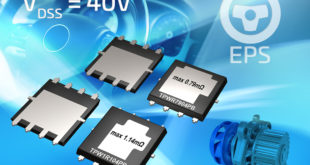 Automotive 40V ultra low RDS(ON) MOSFETs in 5mm x 6mm packages