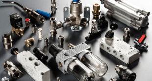 Pneumatics components target maintenance engineers and machine builders
