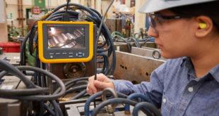 Videoscopes for equipment inspection
