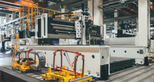 Ready-to-connect energy chain reduces assembly times of machining centres