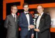 Blackhill Engineering's Andrew Burrows wins Apprentice of the Year at Made in the South West Awards