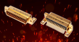 SMT D-Sub connectors for space applications