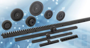 Modular racks and spur gears