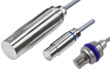 First ultrasonic sensor in encapsu­lated, gap-free stainless-steel housing