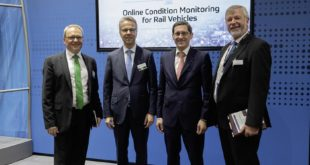 Rail 4.0: Schaeffler and ZF announce rail condition monitoring collaboration