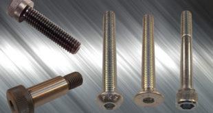 Socket screws from stock - or custom