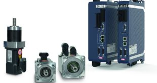 Servo drives provide high overload, real time control and integrated functional safety