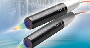 High resolution confocal sensor enables distance, position and thickness measurements in OEM production applications