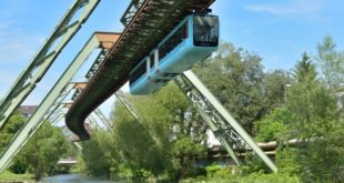 The suspense is at an end with new floating railway