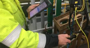 Hazardous area inspection software