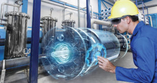 Augmented reality app heads up operators in human machine interaction on the plant floor