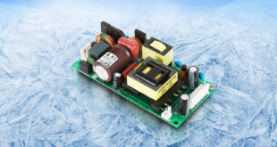 150W AC-DC power supply features medical (BF) and ITE approvals.