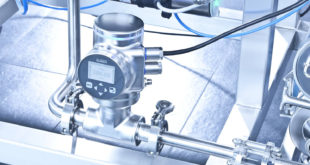 Flowmeter for pharmaceuticals, food, beverage
