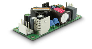 Built-in switching power supplies with 15W and 30W output