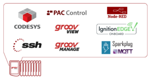 Opto 22's groov EPIC system adds IEC 61131-3 programming 0ptions