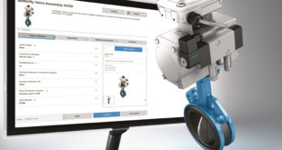 Online tool offers fast and reliable configuration of process valves