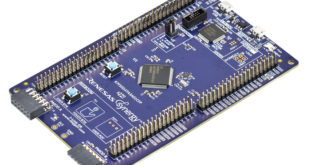 MCU and target board simplifies designing low power IoT endpoint devices