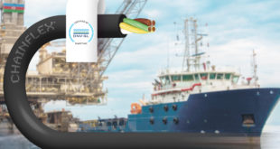 DNV GL certified cables for use in maritime e-chains
