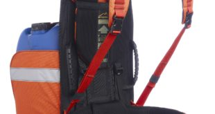 Fire-fighting: Foam Buddy backpack carries 20-25 litre can of foam concentrate