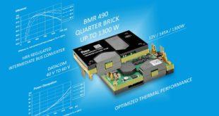 1300W DC-DC converter in quarter-brick format