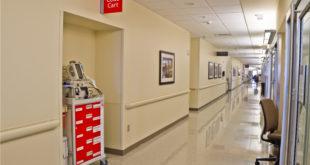 Smarter powered medical carts